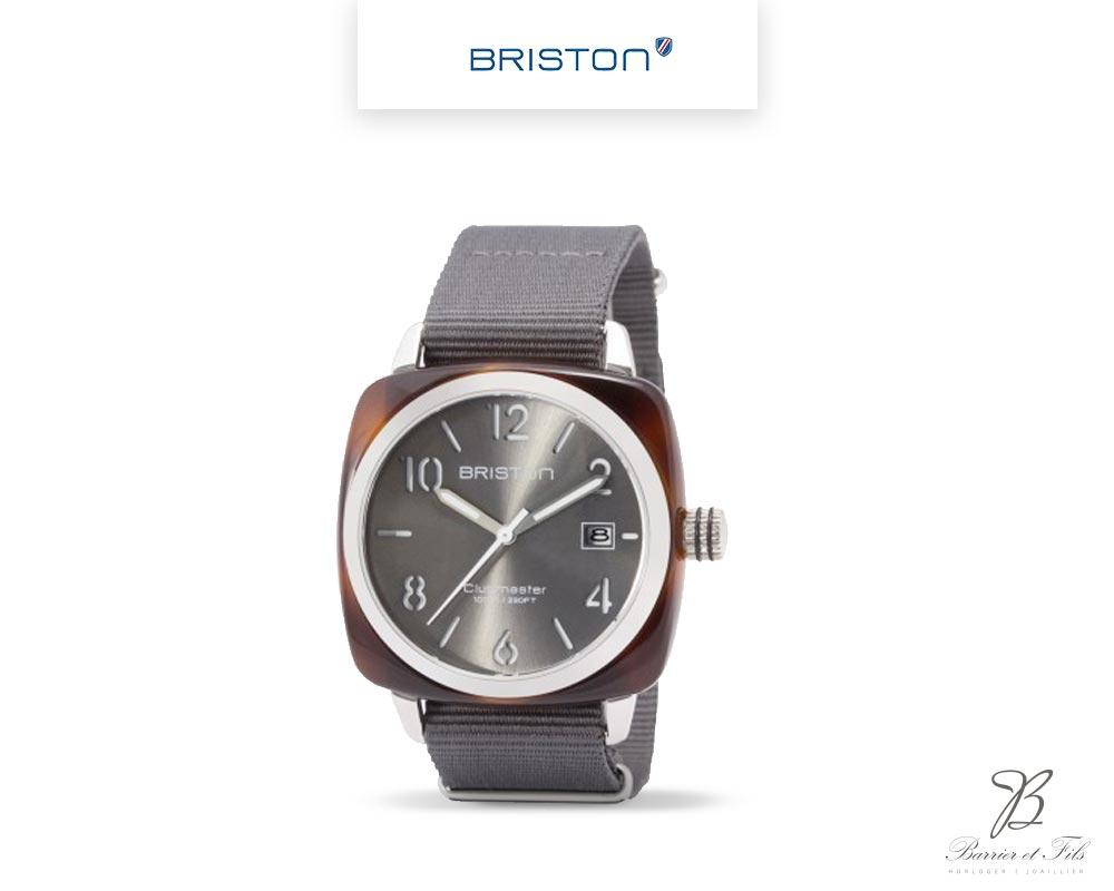 barrier-et-fils-paris-16ieme-joaillier-horloger-reparation-bijoux-Le-Shop-Montre-homme-Briston-Clubmaster-15240.SA.T.11.NG