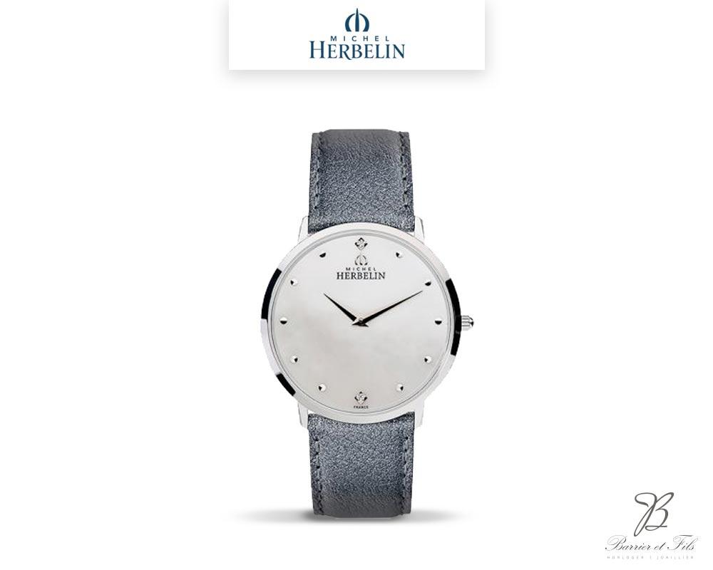 barrier-et-fils-paris-16ieme-joaillier-horloger-reparation-bijoux-Le-Shop-homme-Montre-Michel-Herbelin-17415-59GR