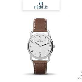 barrier-et-fils-paris-16ieme-joaillier-horloger-reparation-bijoux-Le-Shop-homme-Montre-Michel-Herbelin-19467-28GO