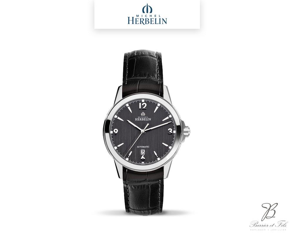 barrier-et-fils-paris-16ieme-joaillier-horloger-reparation-bijoux-Le-Shop-homme-Montre-Michel-Herbelin-collection-Ambassade-1650-14