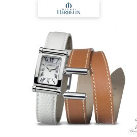 barrier-et-fils-paris-16ieme-joaillier-horloger-reparation-bijoux-Le-Shop-homme-Montre-Michel-Herbelin-collection-Antares-Interchangeable-COF-17048-59L