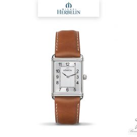 barrier-et-fils-paris-16ieme-joaillier-horloger-reparation-bijoux-Le-Shop-homme-Montre-Michel-Herbelin-collection-Art-Deco-17468-22GO