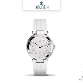 barrier-et-fils-paris-16ieme-joaillier-horloger-reparation-bijoux-Le-Shop-homme-Montre-Michel-Herbelin-collection-Newport-Connect-2017-LC-59CW