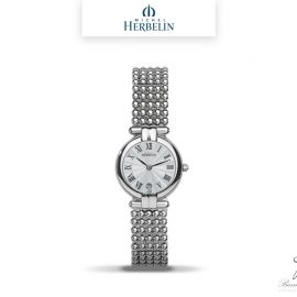 barrier-et-fils-paris-16ieme-joaillier-horloger-reparation-bijoux-Le-Shop-homme-Montre-Michel-Herbelin-collection-Perles-16873-B08