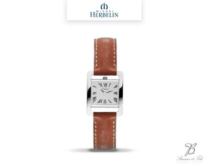 barrier-et-fils-paris-16ieme-joaillier-horloger-reparation-bijoux-Le-Shop-homme-Montre-Michel-Herbelin-collection-Veme-Avenue-17037-01GO